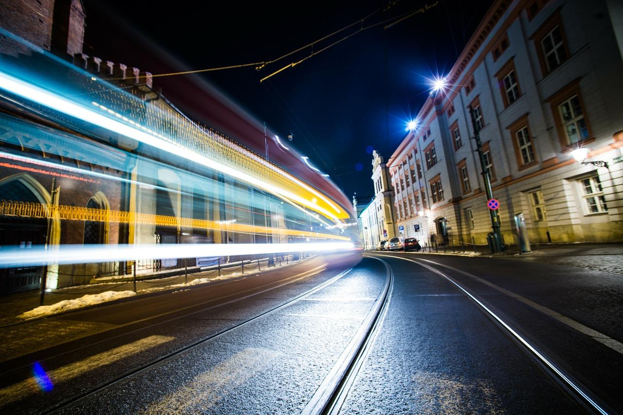 Dzielnica w Krakowie bez tramwaju