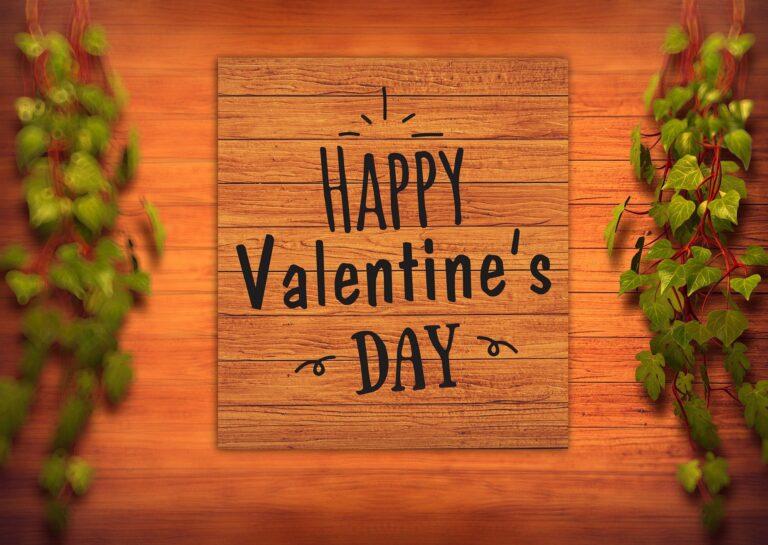 Walentynki i czekoladki nie zawsze oznaczają miłość